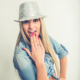 Casual jeans clothing Stock Photo