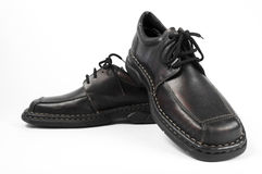 Casual Leather shoe Royalty Free Stock Images