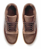 Casual leather shoes Royalty Free Stock Photos