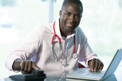 Free Casual Male Doctor Stock Photos - 16822303