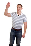 Casual Man Royalty Free Stock Photography