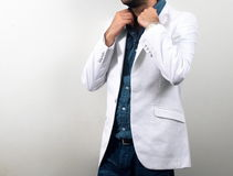 Casual man Stock Images