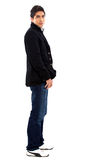 Casual man standing Royalty Free Stock Image