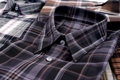Casual men's shirt Royalty Free Stock Photos
