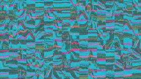 Casual noisy geometrical cyberpunk rave background.