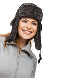Casual portrait Royalty Free Stock Photography