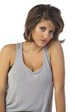Casual Portrait Stock Photo