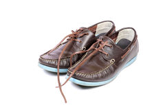 Casual shoes Stock Images