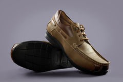 Casual Shoes Royalty Free Stock Images