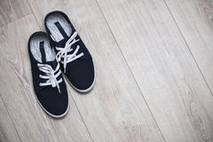 Casual sneakers Royalty Free Stock Photo