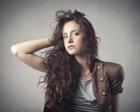 Casual style Royalty Free Stock Photo