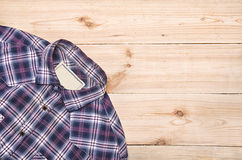 Casual style shirt Royalty Free Stock Photo