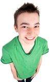 Casual teenager Royalty Free Stock Photography