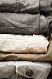 Casual trousers Royalty Free Stock Images