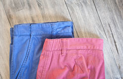 Casual trousers Royalty Free Stock Photo