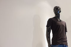 Casual wear mannequin Royalty Free Stock Image