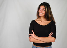 Casual woman-2 Stock Photography