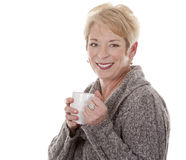 Casual woman Royalty Free Stock Photo