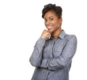 Casual woman Stock Photography