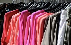 Casual woman clothing Royalty Free Stock Photos