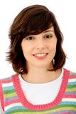 Casual woman portrait Royalty Free Stock Photo