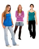 Casual women Stock Images