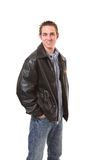 Casual Youg Man Royalty Free Stock Photography