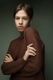 Casual young boy Stock Photos