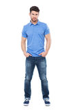 Casual young guy Royalty Free Stock Photo