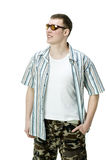 Casual Young Male Stock Images