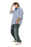 Casual young man Royalty Free Stock Photos