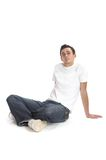 Casual Young Man royalty free stock image