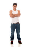 Casual Young Man Stock Photography