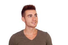 Casual young men Royalty Free Stock Photo