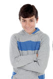 Casual young teenager Stock Photos