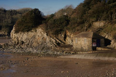 Caswell Bay, Gower, Swansea Stock Images