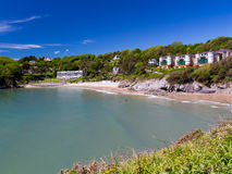 Caswell Bay Wales UK Europe Stock Image