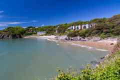 Caswell Bay Wales UK Europe Stock Photography