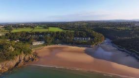 Caswell-Bucht Swansea Lizenzfreies Stockfoto