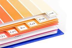 Catálogo de producto Imagen de archivo