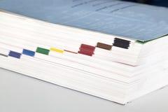 Catálogo de productos Imagenes de archivo