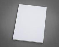Catálogo en blanco, folleto, revistas Fotos de archivo