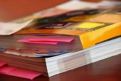Catálogos Imagens de Stock