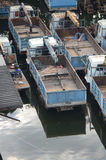 Catástrofe en Bangko a partir del 22.11.2 imagen de archivo