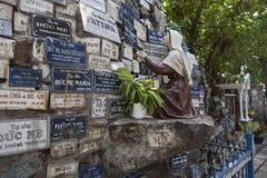 Católicos en Asia Imágenes de archivo libres de regalías