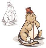 Cat先生 免版税库存图片