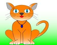 Cat. Vector illustration of a cat vector illustration