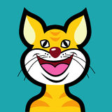 Cat avatar Stock Photos