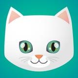 Cat avatar Royalty Free Stock Image
