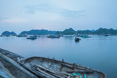 Cat ba island Royalty Free Stock Photography